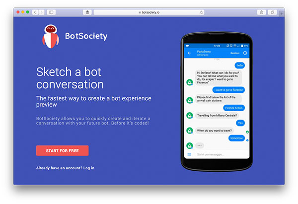 List of Chatbot Design and Prototyping Resources - Chatbot