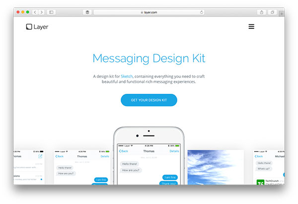 Messaging Design Kit