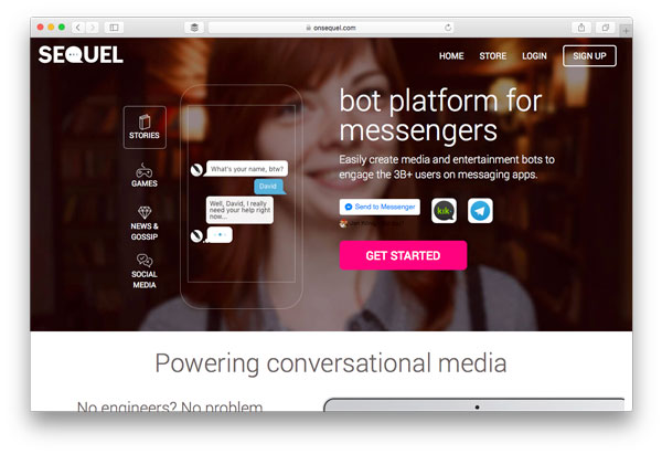 Chatbot Platform Sequel