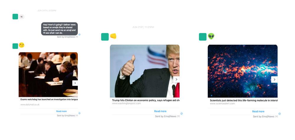 emojinews-functionality